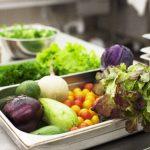 冷凍野菜づくり