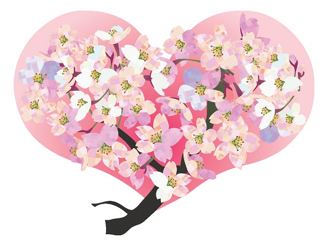 桜の元でリスタート